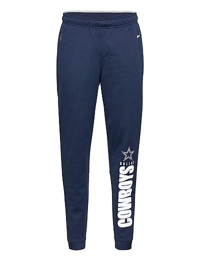Dallas Cowboys Nike Team Lockup Therma Pant Sweatpants Jogginghose Blau NIKE FAN GEAR