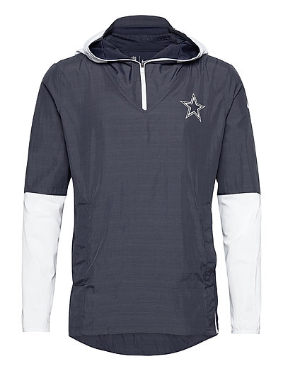 Dallas Cowboys Nike Team Logo Pregame Lightweight Dünne Jacke Blau NIKE FAN GEAR