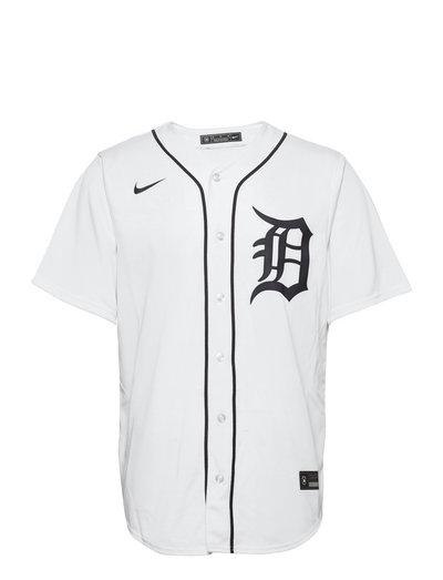 Detroit Tigers Nike Official Replica Home Jersey T-Shirt Weiß NIKE FAN GEAR