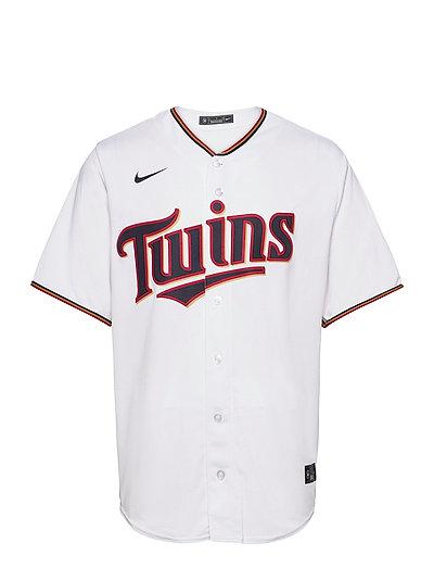 Minnesota Twins Nike Official Replica Home Jersey T-Shirt Weiß NIKE FAN GEAR | NIKE SALE