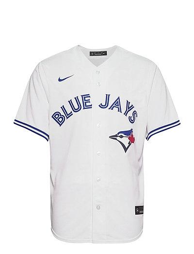 Toronto Blue Jays Nike Official Replica Home Jersey T-Shirt Weiß NIKE FAN GEAR | NIKE SALE