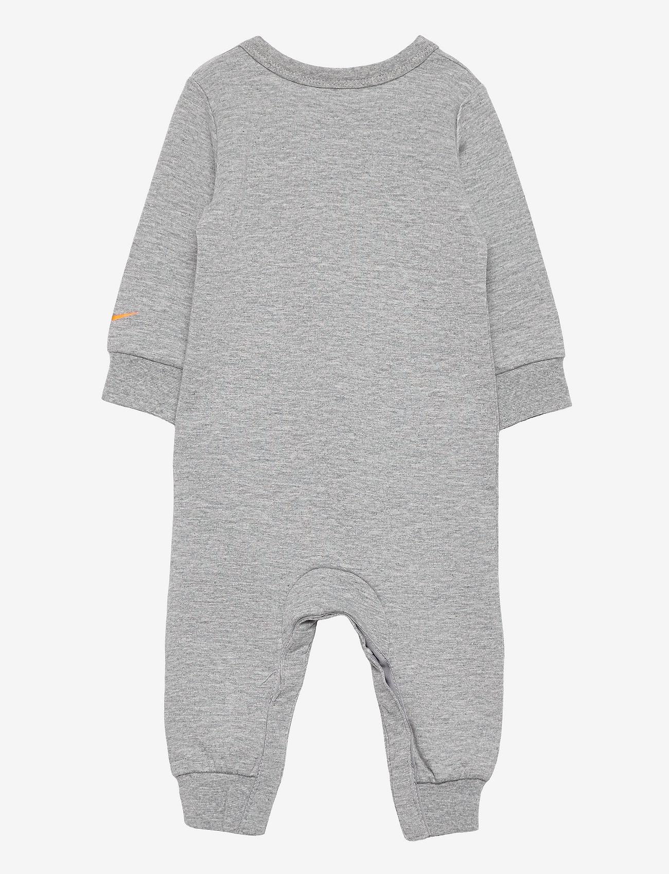 Nike - NKB NIKE BLOCK CO + SOCK SET - langärmelig - dk grey heather - 1