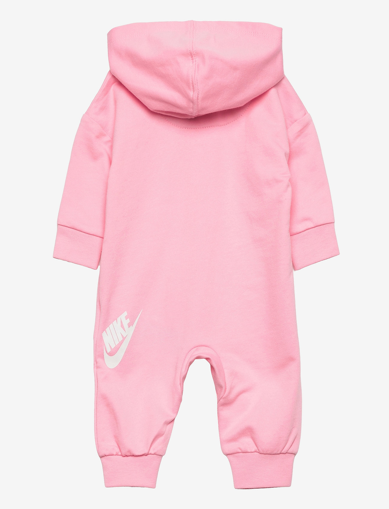 Nike - NKN BABY FRENCH TERRY COVERALL - langärmelig - pink - 1