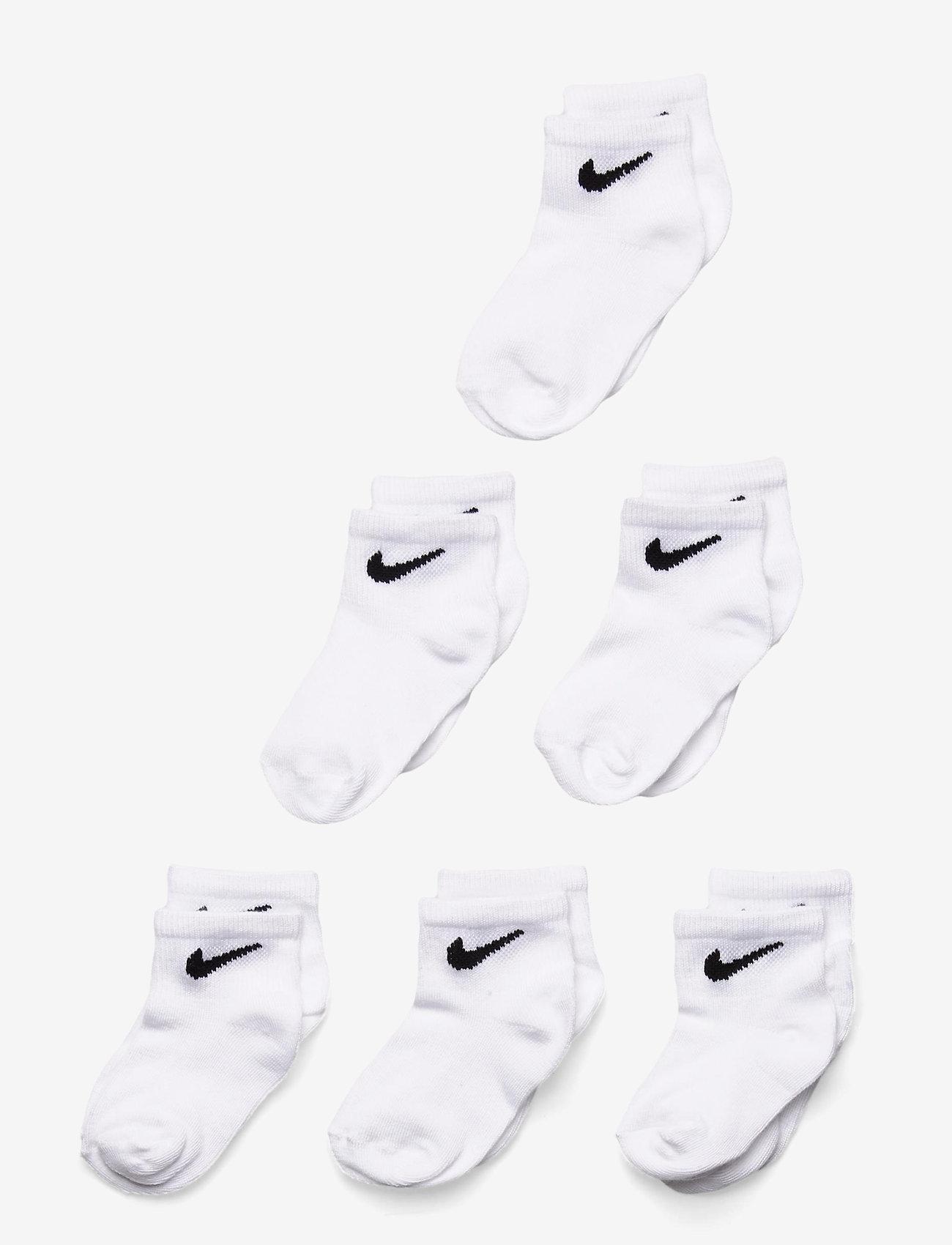 Nike - NHN NIKE COLORFUL PACK QUARTER - skarpetki - white - 0