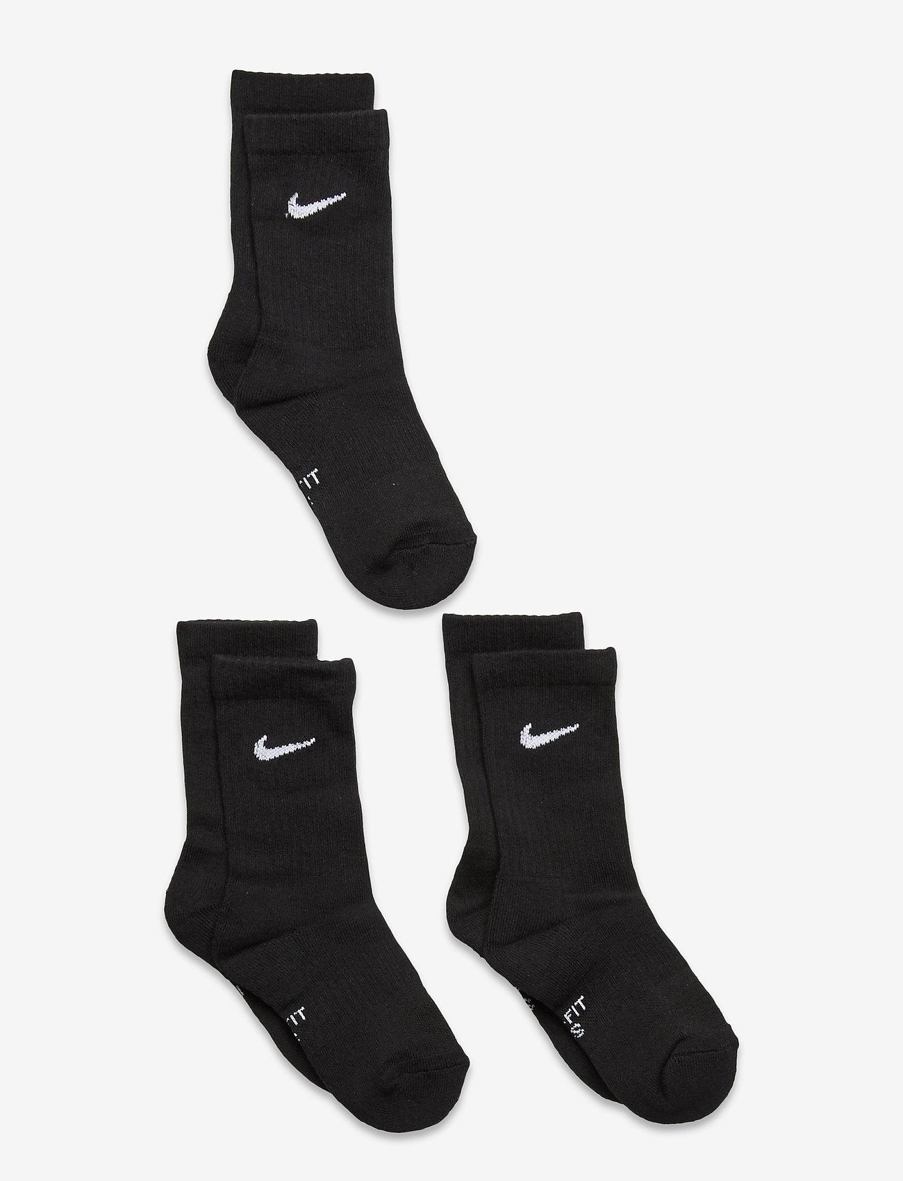 Nike - NHB DF PERFORMANCE BASIC CREW - skarpetki - black - 0