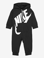 Nike - NKN ALL DAY PLAY COVERALL - langärmelig - black - 0