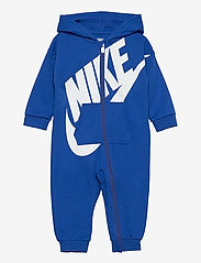 Nike - NKN ALL DAY PLAY COVERALL - langärmelig - game royal - 0
