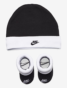NHN NIKE FUTURA HAT AND BOOTIE - gavesæt - black