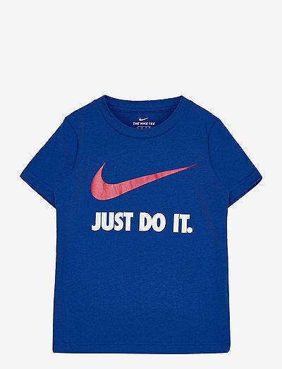 SWOOSH JDI SS TEE - kortærmede t-shirts - game royal