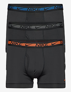 TRUNK 3PK - underwear - blck/phto bl/cool gr./tot orange wb