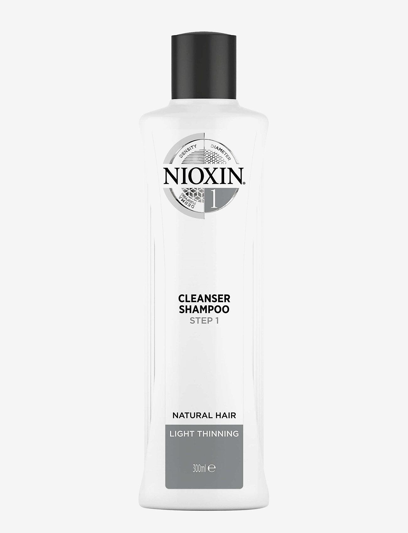 Nioxin - SYSTEM 1 CLEANSER SHAMPOO - shampo - no colour - 0