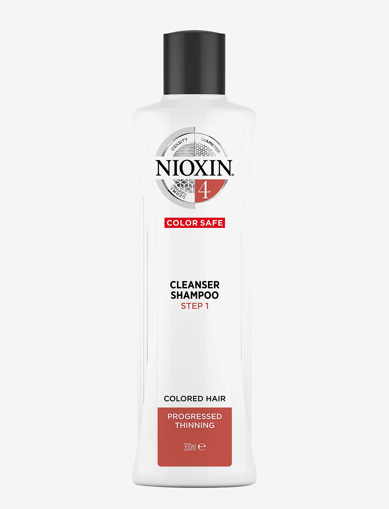 Nioxin - SYSTEM 4 CLEANSER SHAMPOO - shampo - no colour - 0