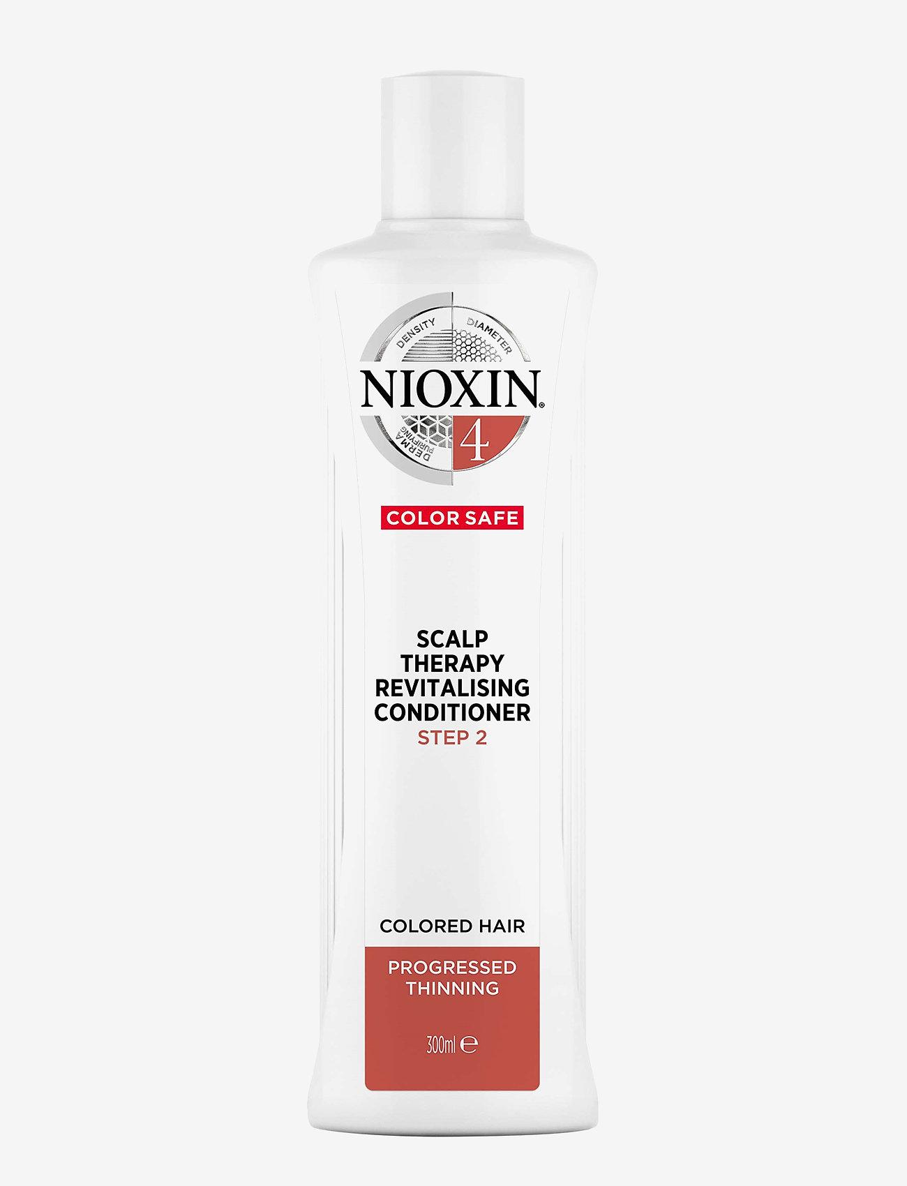 Nioxin - SYSTEM 4 SCALP REVITALISER CONDITIONER - balsam - no colour - 0