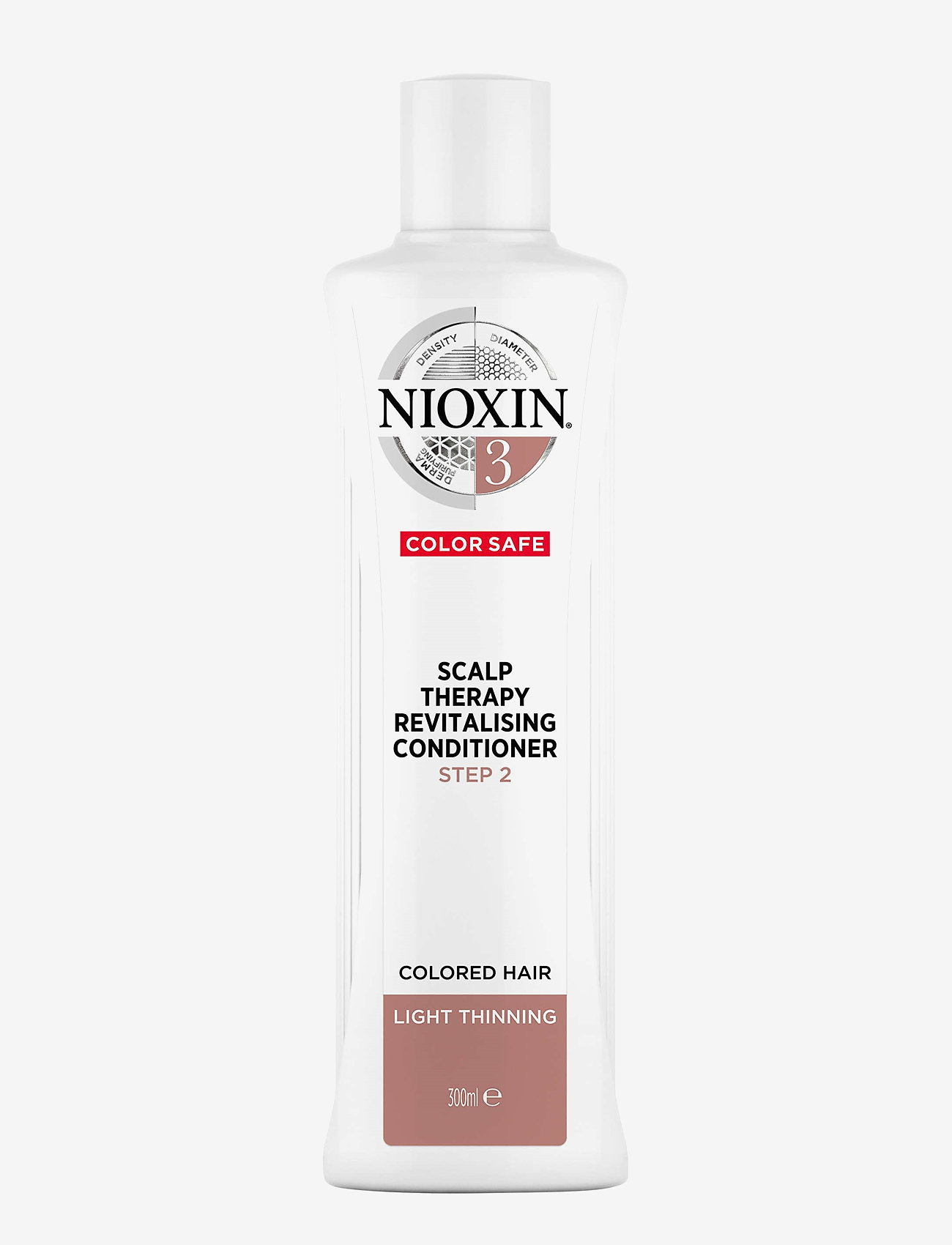 Nioxin - SYSTEM 3 SCALP REVITALISER CONDITIONER - balsam - no colour - 0