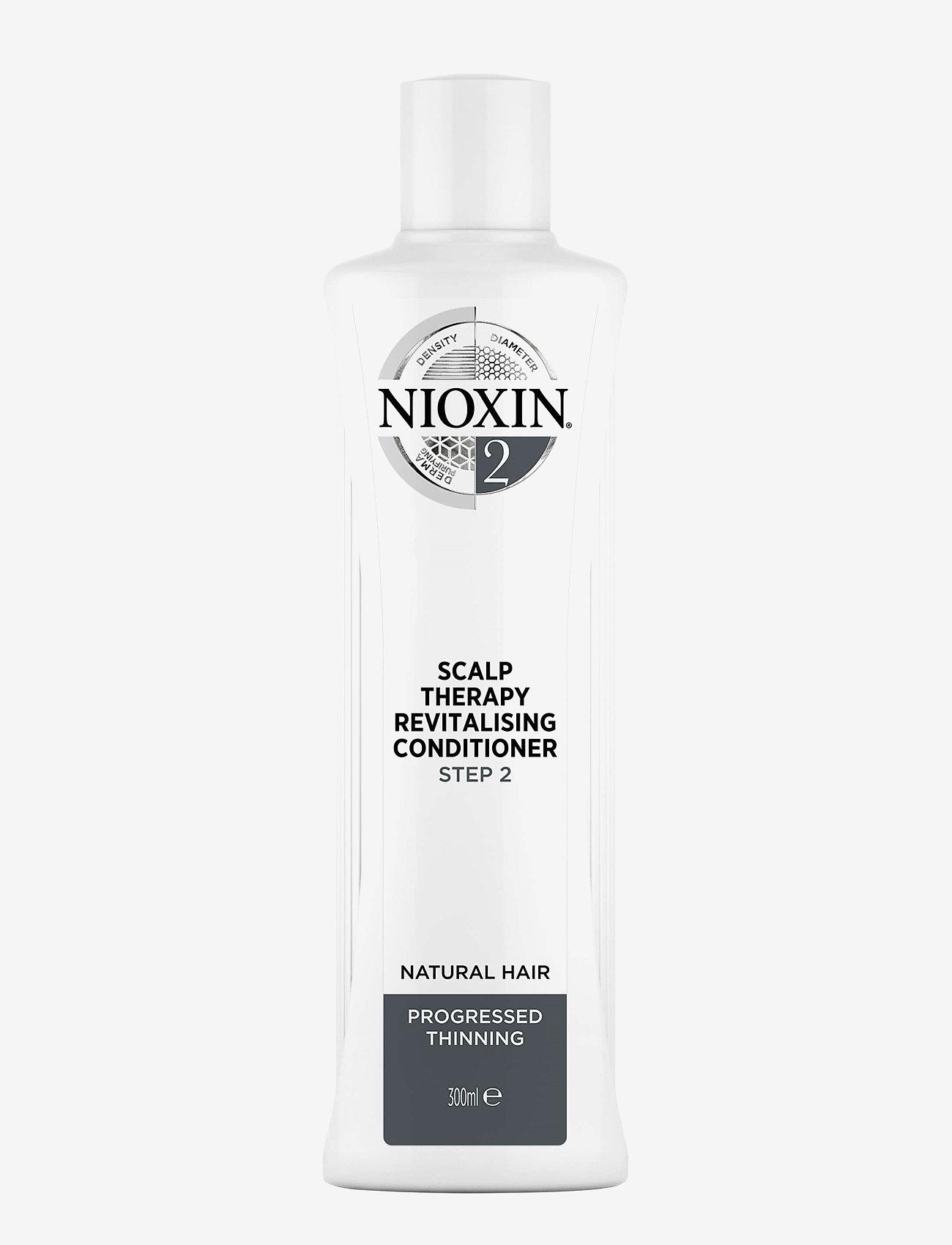 Nioxin - SYSTEM 2 SCALP REVITALISER CONDITIONER - balsam - no colour - 0
