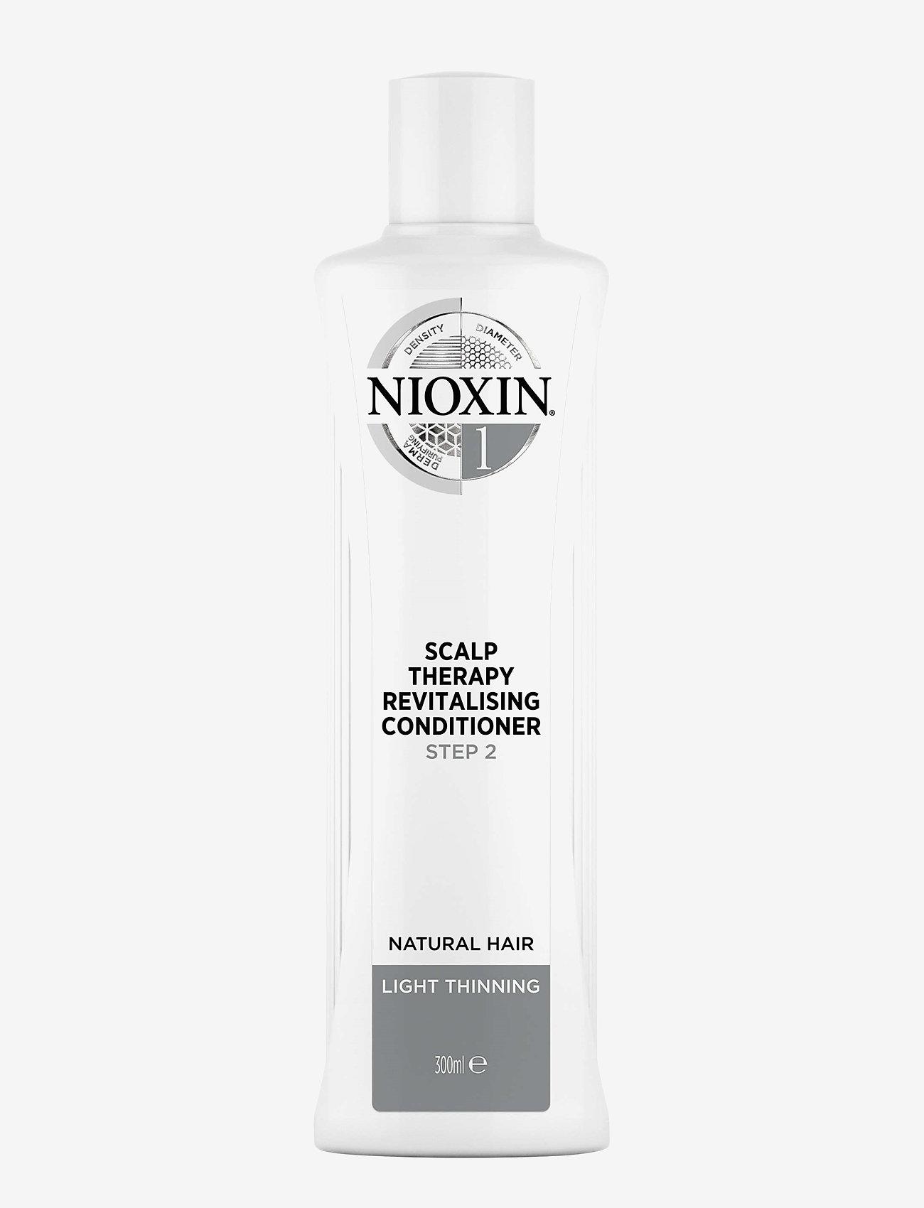 Nioxin - SYSTEM 1 SCALP REVITALISER CONDITIONER - balsam - no colour - 0