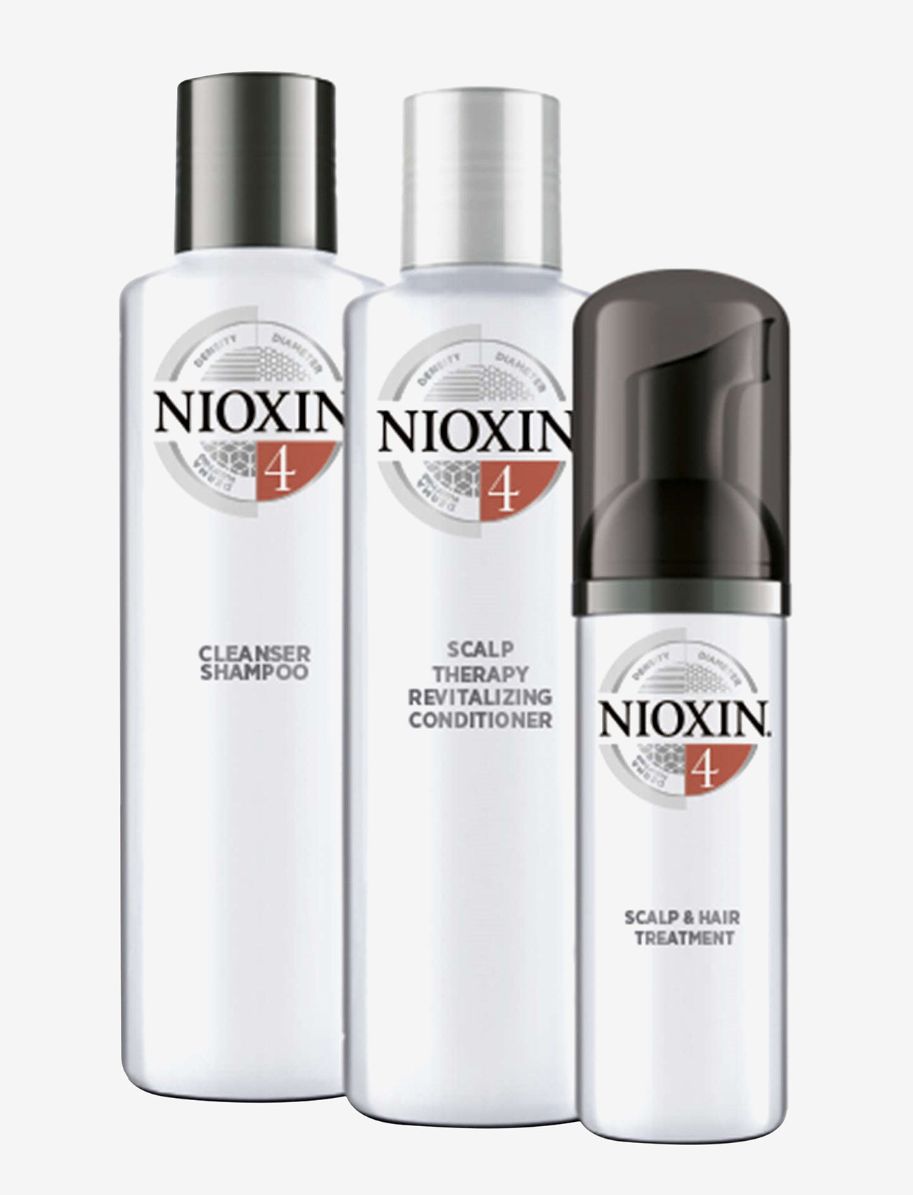 Nioxin - LOYALTY KIT SYSTEM 4 - hårpleiesett - no colour - 1