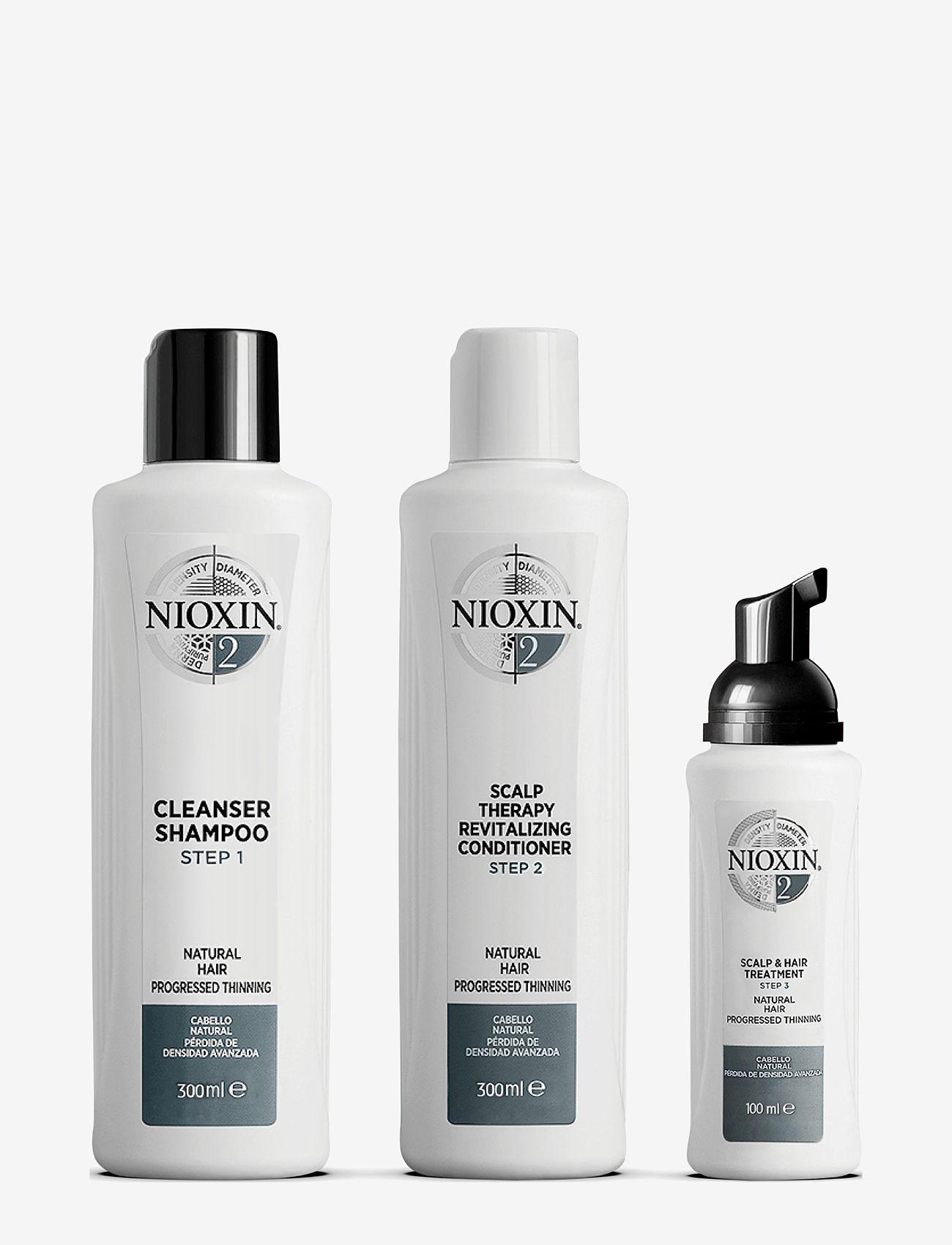 Nioxin - LOYALTY KIT SYSTEM 2 - hårvårdsset - no colour - 1