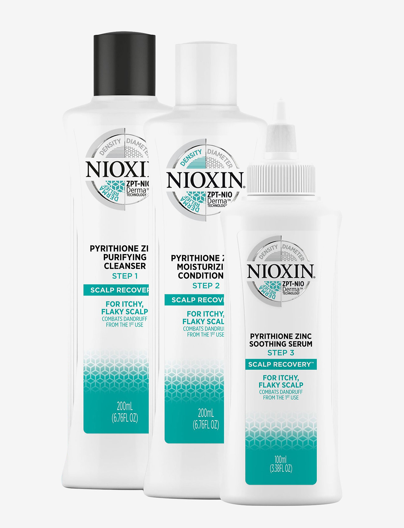 Nioxin - SCALP RECOVERY KIT - hårvårdsset - no colour - 1