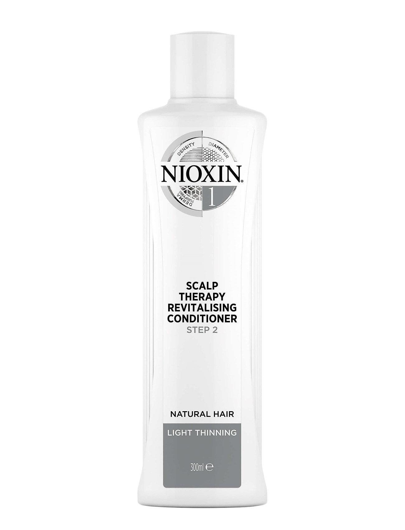Nioxin SYSTEM 1 SCALP REVITALISER CONDITIONER - NO COLOUR