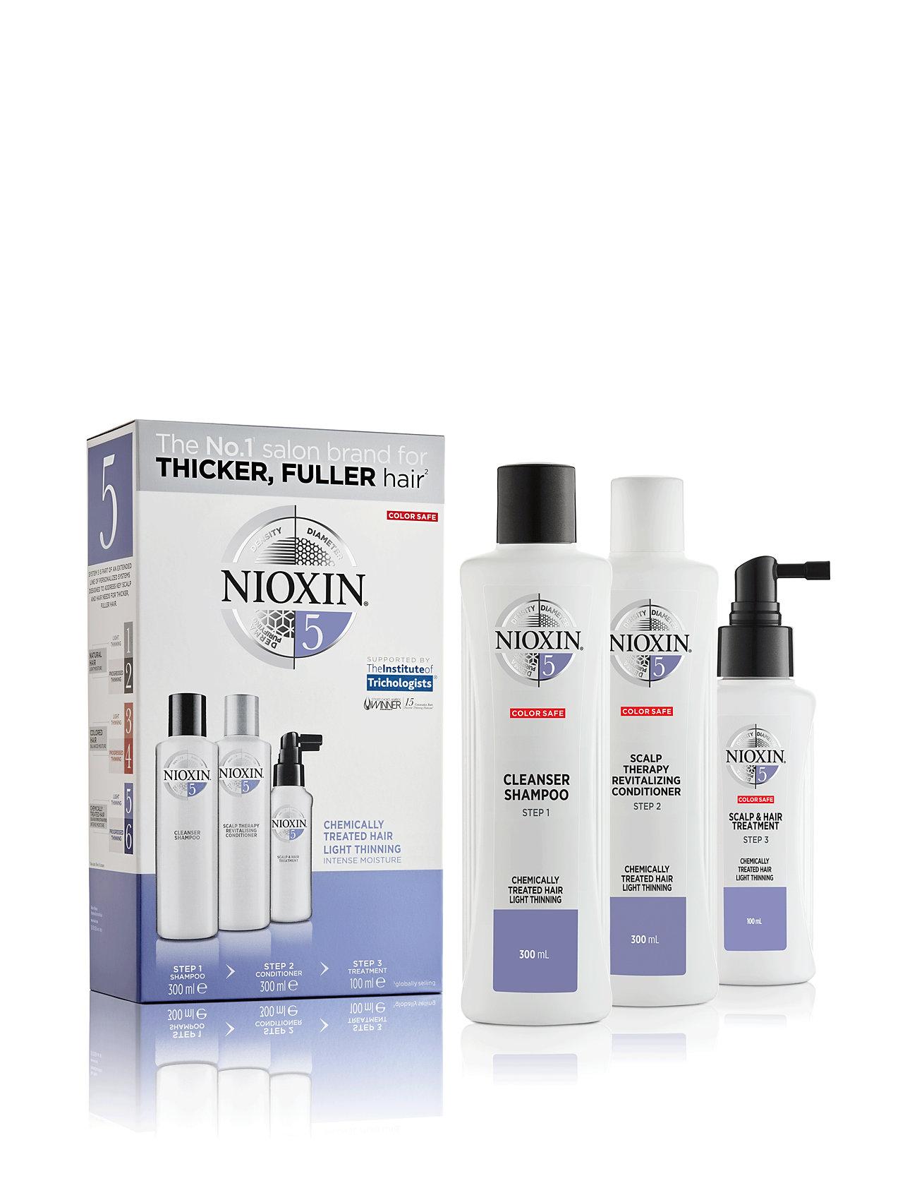 Nioxin LOYALTY KIT SYSTEM 5 - NO COLOUR
