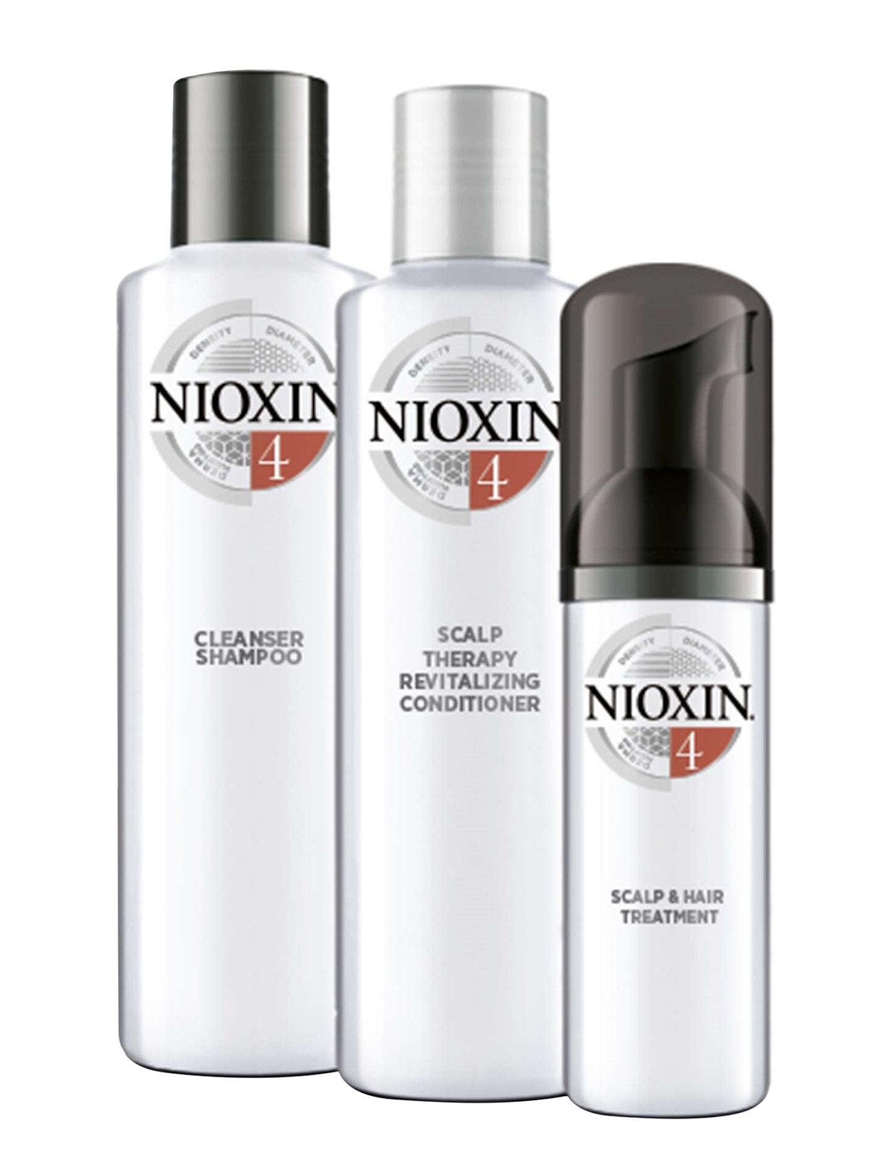 Nioxin LOYALTY KIT SYSTEM 4 - NO COLOUR