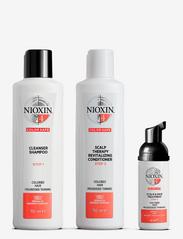 Nioxin - TRIAL KIT SYSTEM 4 - hårvårdsset - no colour - 0
