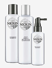 Nioxin - TRIAL KIT SYSTEM 1 - hårvårdsset - no colour - 0