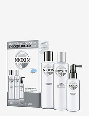 Nioxin - TRIAL KIT SYSTEM 1 - hårvårdsset - no colour - 1