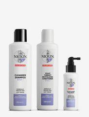 Nioxin - LOYALTY KIT SYSTEM 5 - hårpleiesett - no colour - 0