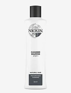 SYSTEM 2 CLEANSER SHAMPOO - shampo - no colour