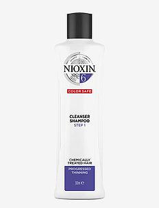 SYSTEM 6 CLEANSER SHAMPOO - shampoo - no colour