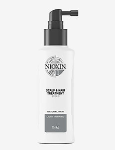 SYSTEM 1 SCALP TREATMENT - hårkurer - no colour
