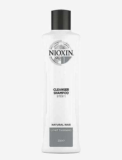 SYSTEM 1 CLEANSER SHAMPOO - shampoo - no colour