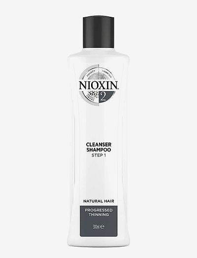 SYSTEM 2 CLEANSER SHAMPOO - shampo - no colour