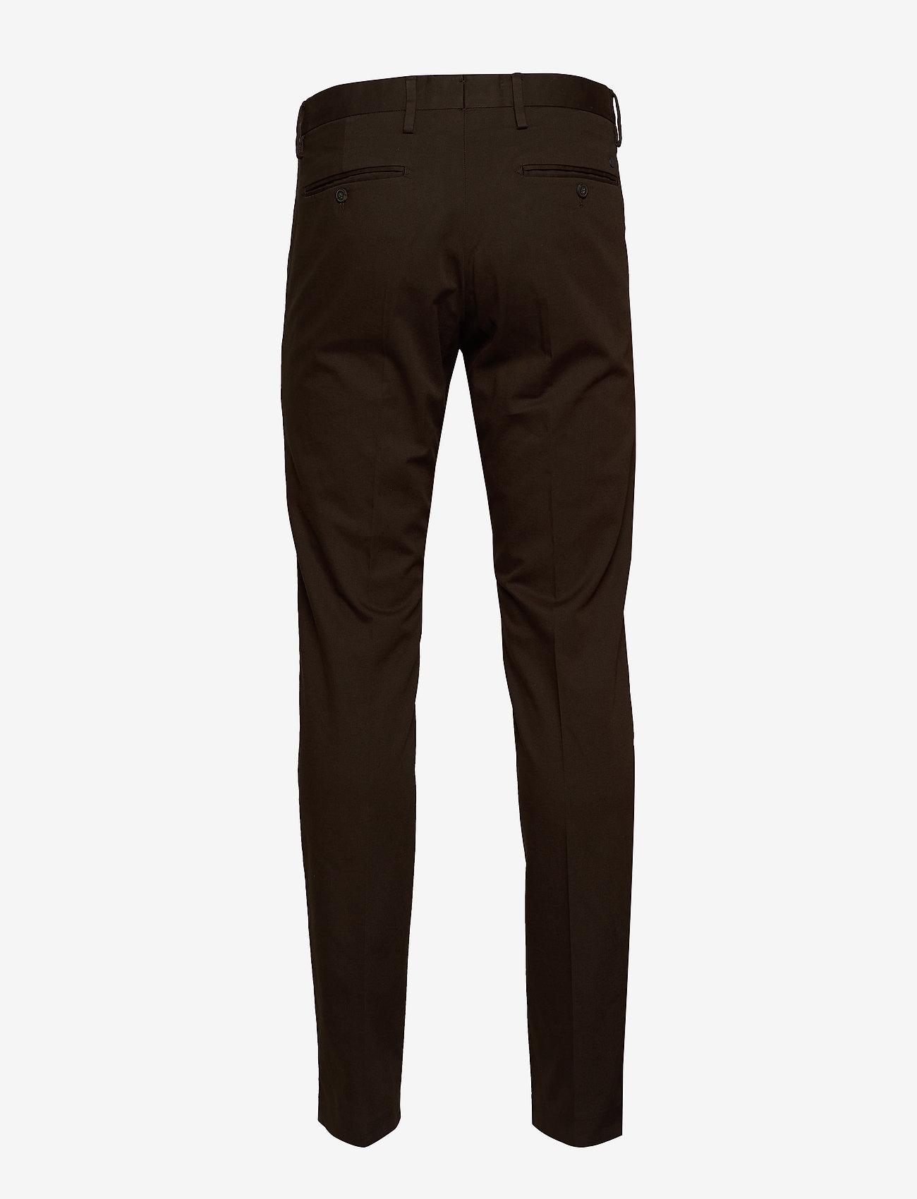 NN07 - Theo 1178 L30 - puvunhousut - brown - 1