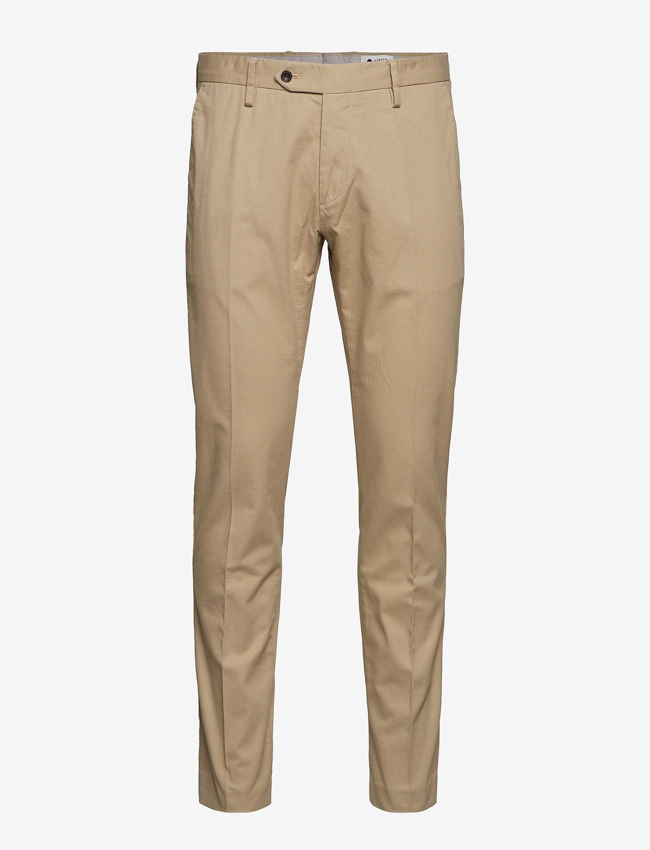 NN07 - Theo 1178 L30 - kostymbyxor - khaki - 0
