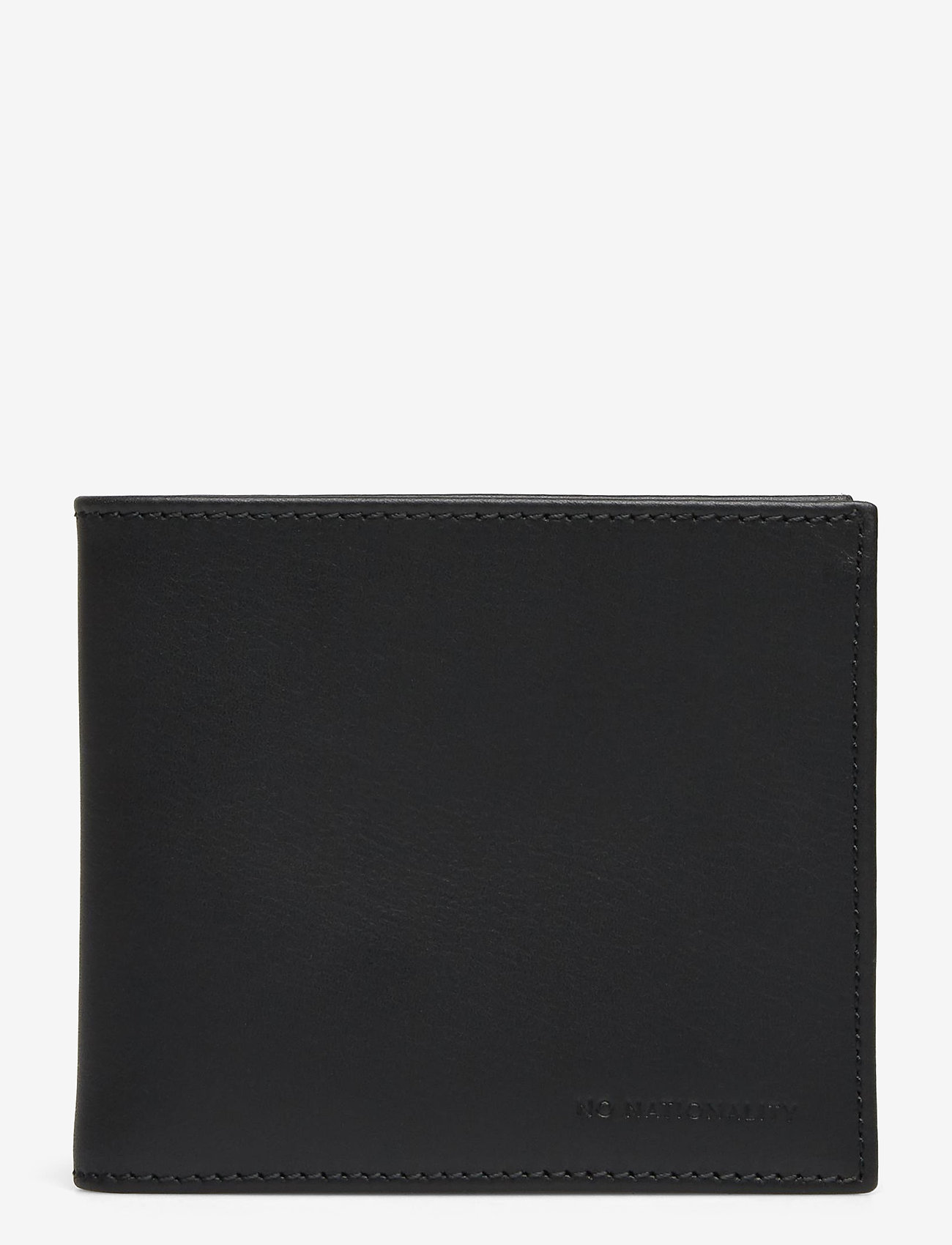 NN07 - Wallet 9108 - klassinen lompakko - black - 0