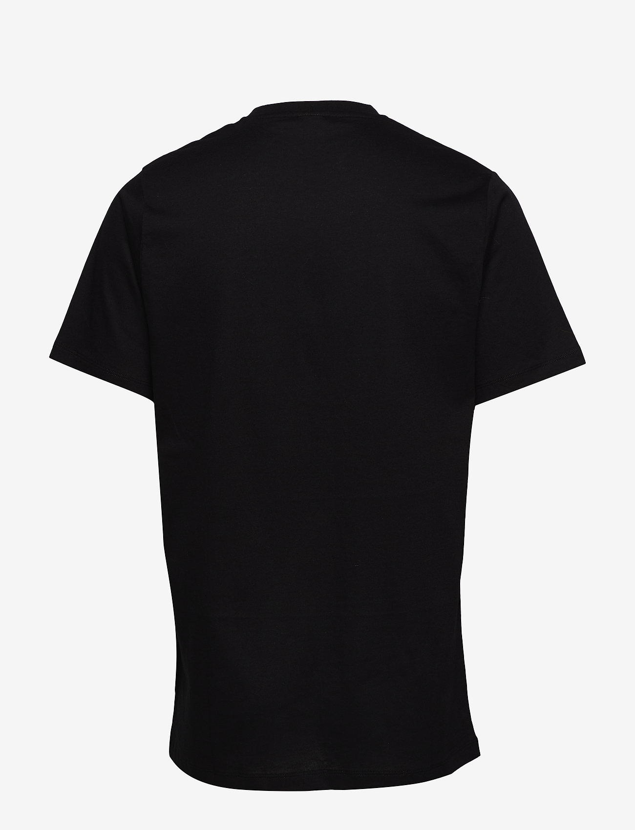 Nn07 Elmer Pocket 3377 - T-shirts Black