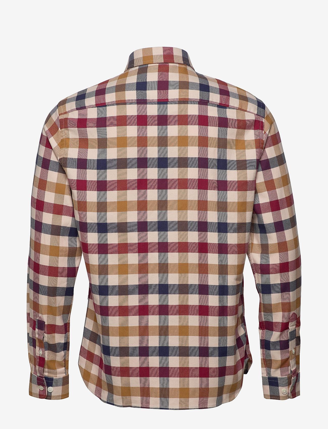 NN07 - Alberto 5047 - rutede skjorter - multi check - 1