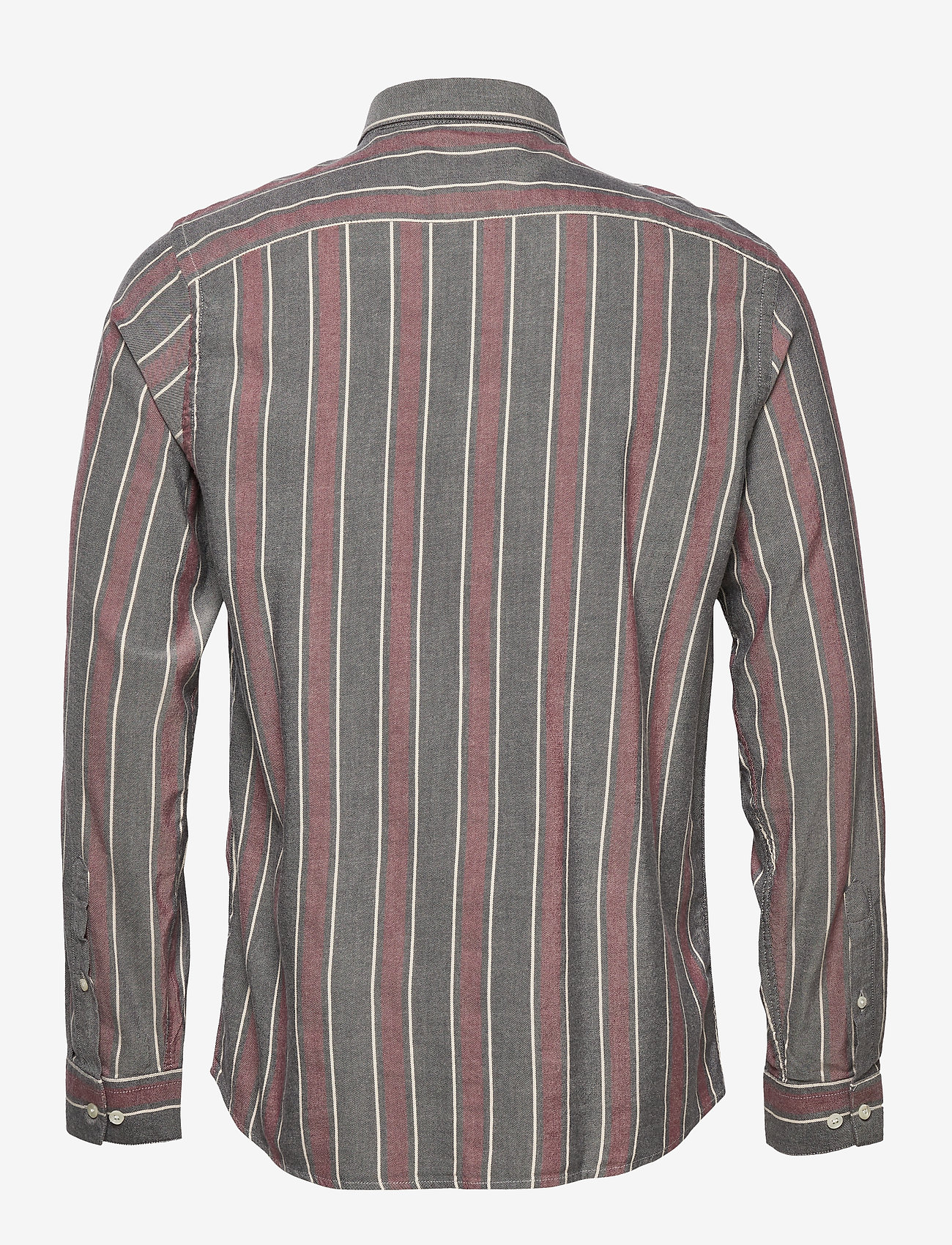 NN07 - Falko 5051 - casual skjortor - navy stripe - 1