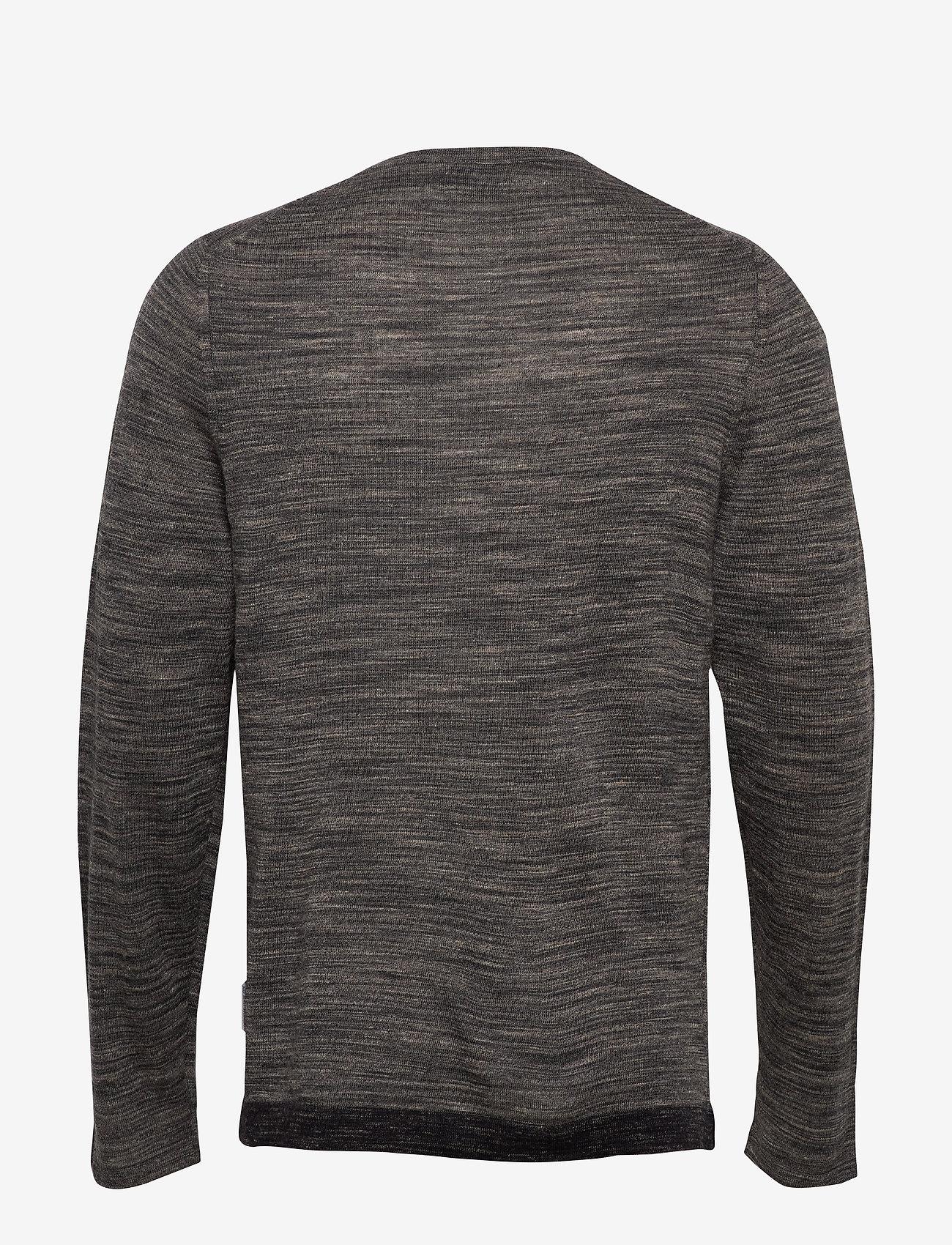 NN07 - Axel 6290 - tricots basiques - grey mel. - 1