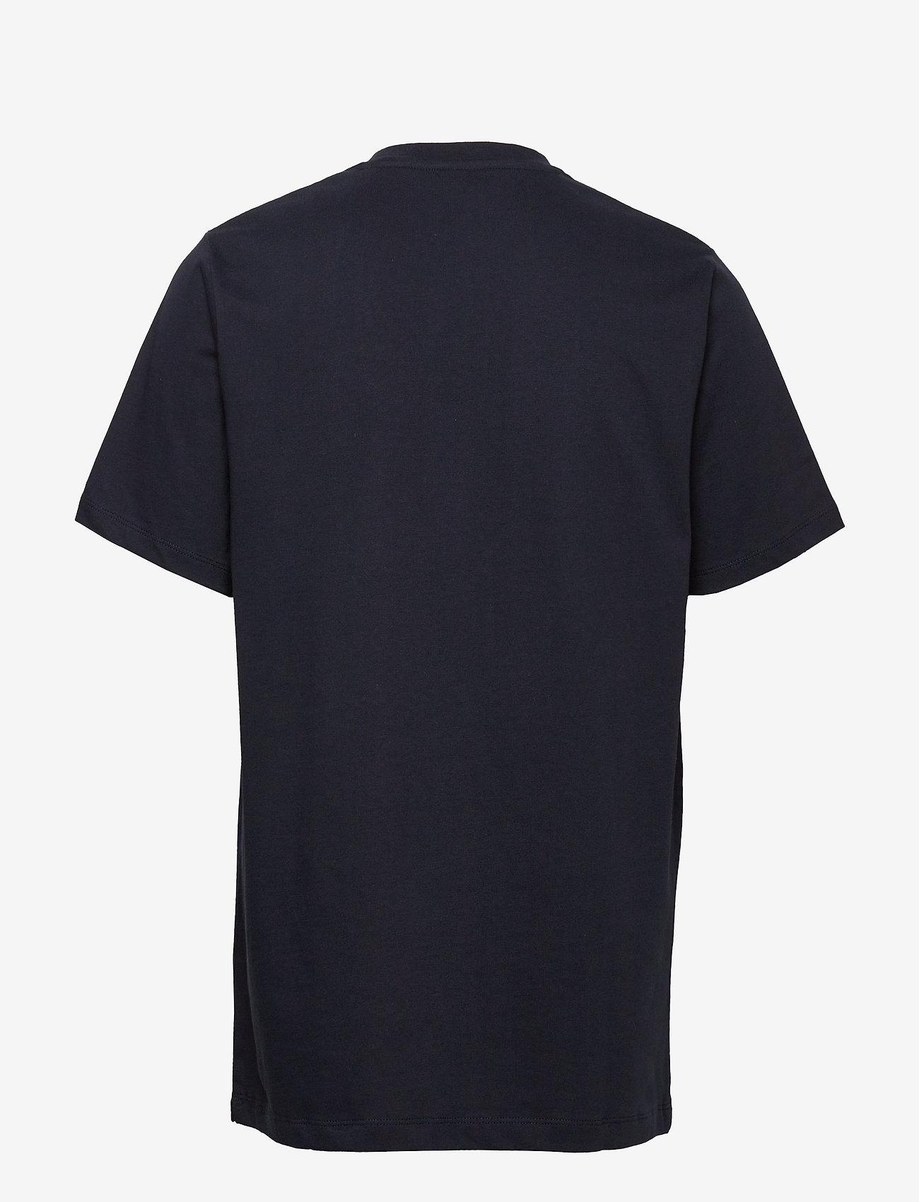 NN07 - Adriel 3234 - lyhythihaiset - navy blue - 1