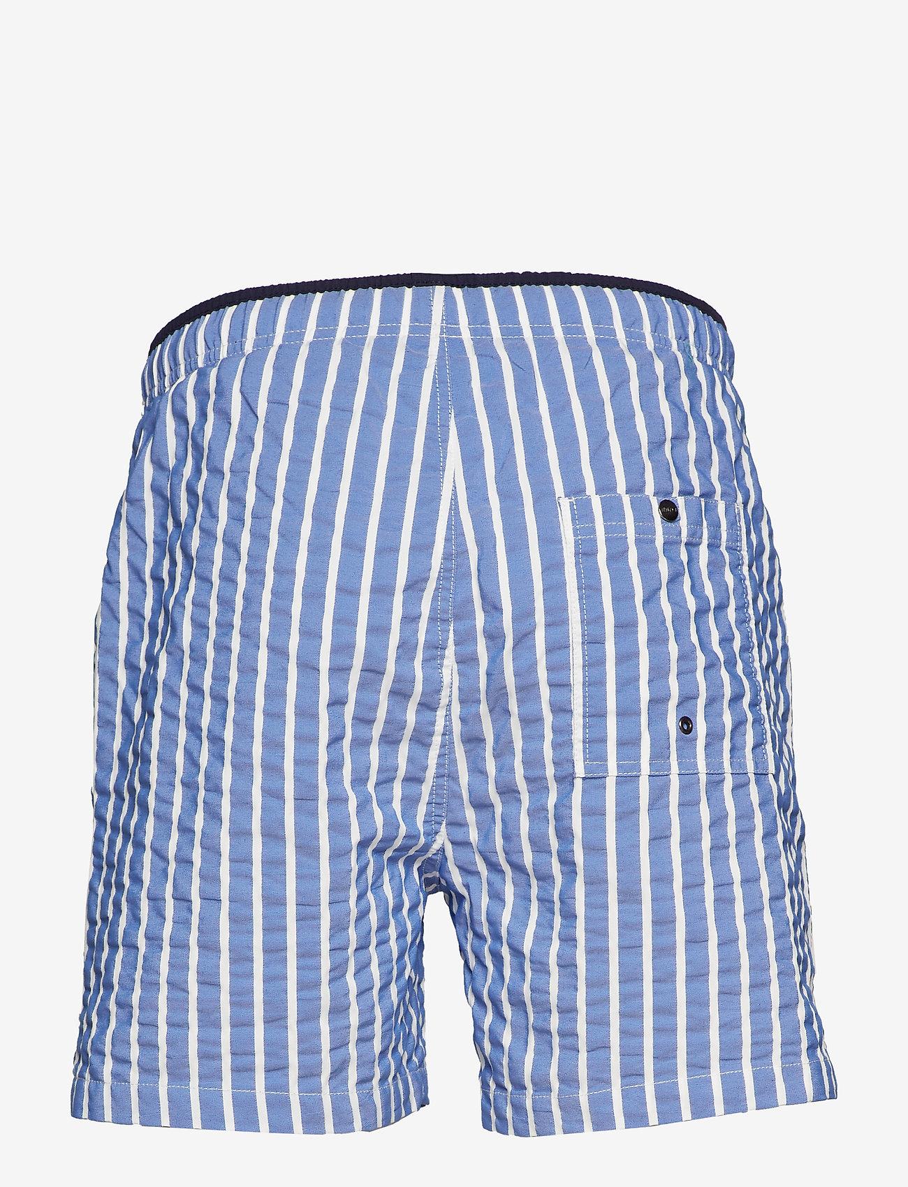 Jules Stripe 1368 (Blue Stripe) - NN07 6HP0n7