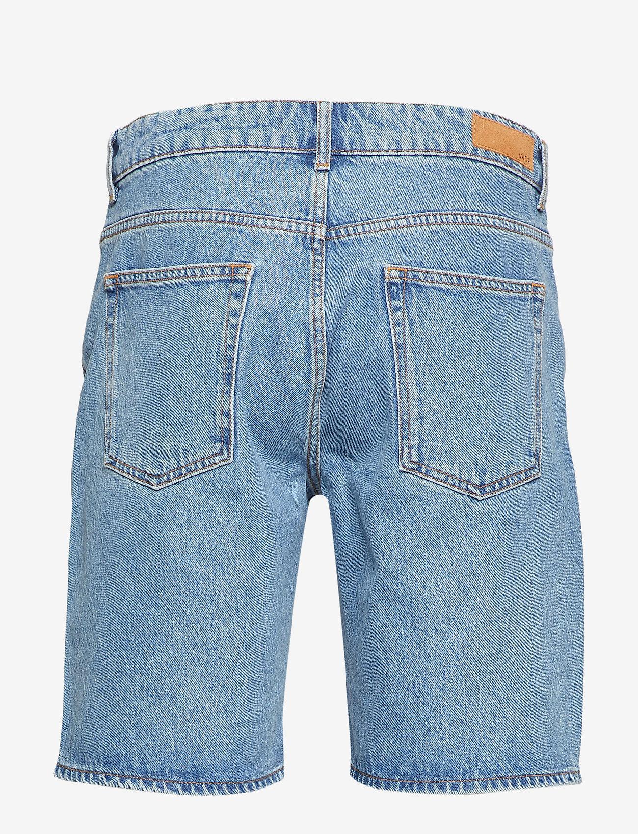 NN07 - Jeans Shorts 1817 - denim shorts - blue denim - 1