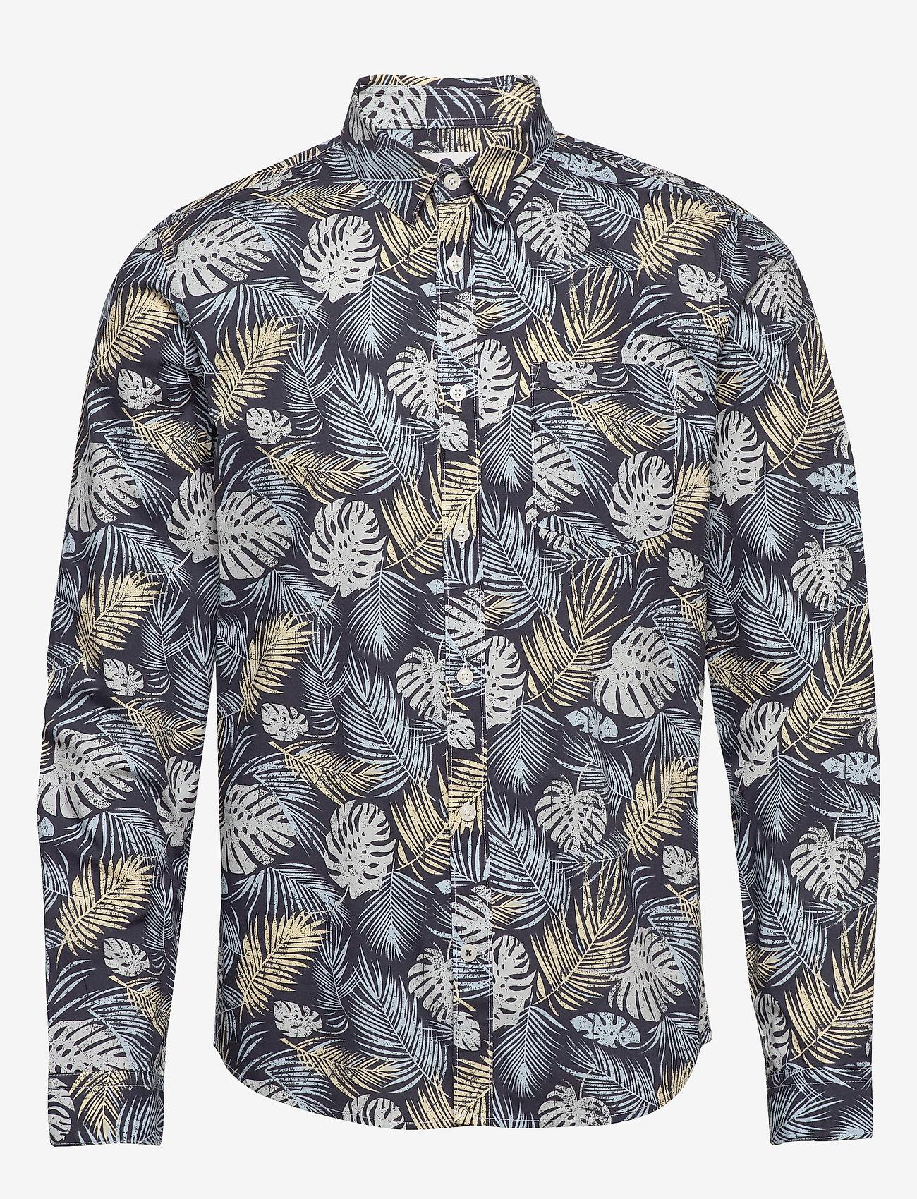 NN07 - Leon 5144 - casual skjortor - multi colour print - 0