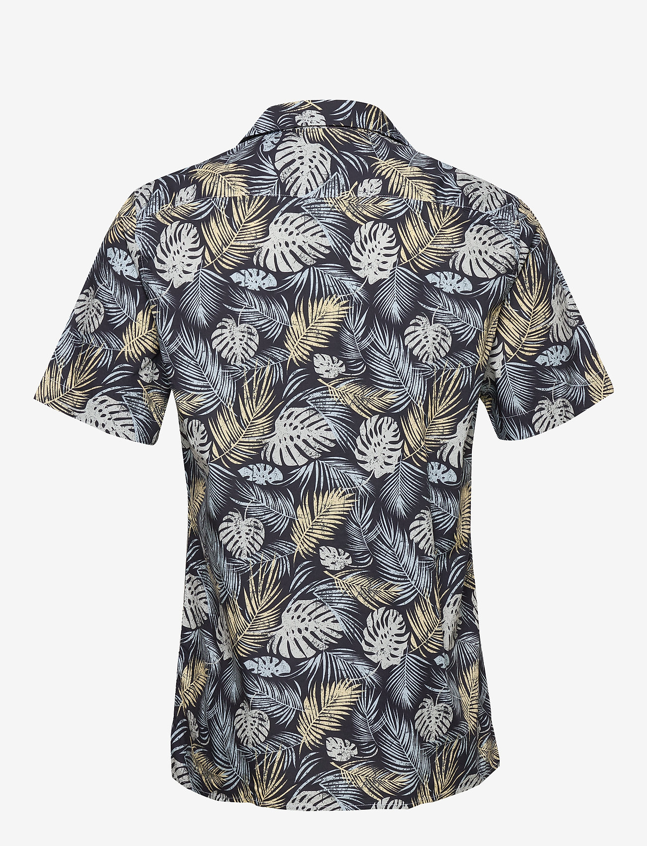 NN07 - Miyagi 5144 - kortärmade skjortor - multi colour print - 1