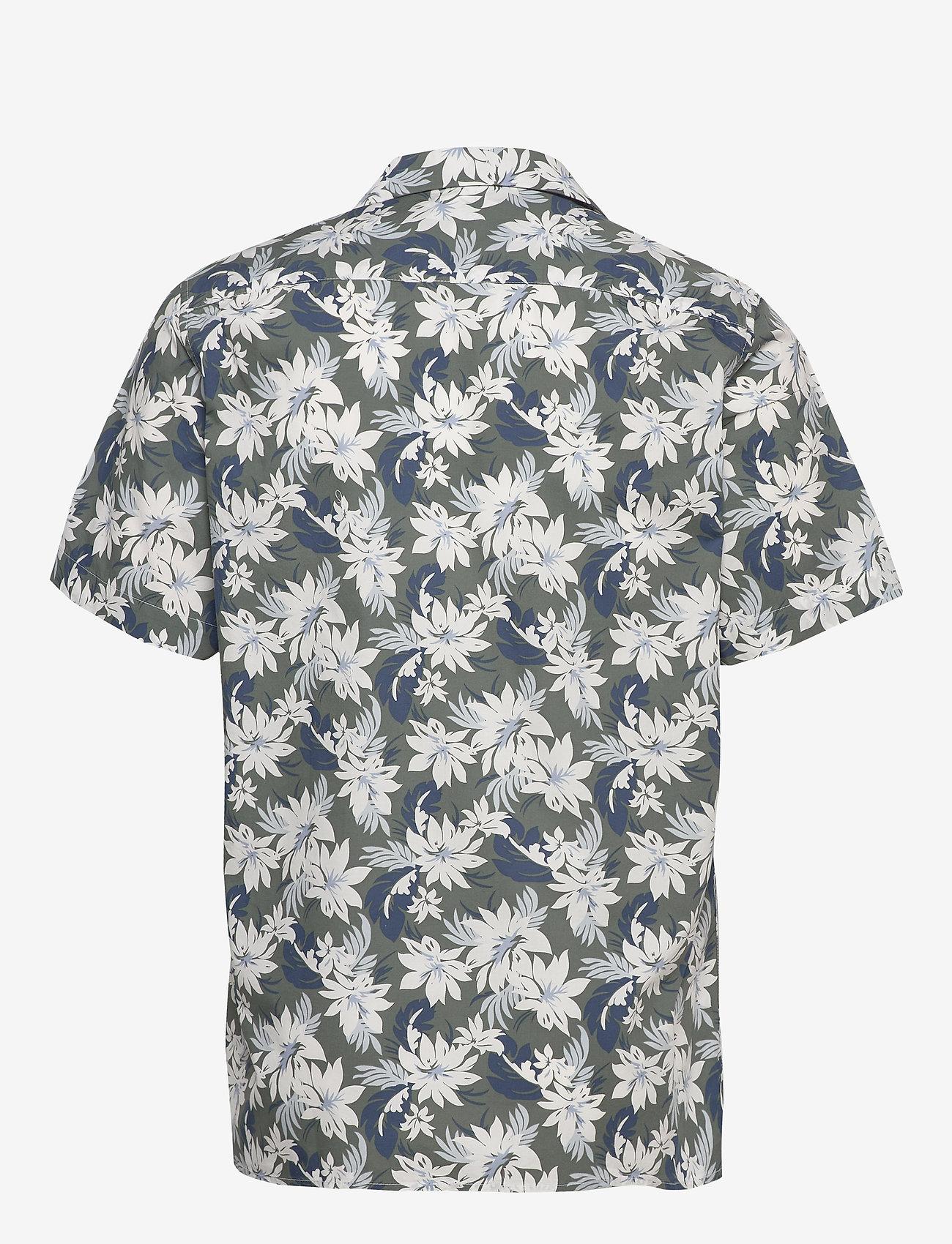 NN07 - Miyagi 5144 - short-sleeved shirts - multi colour print - 1