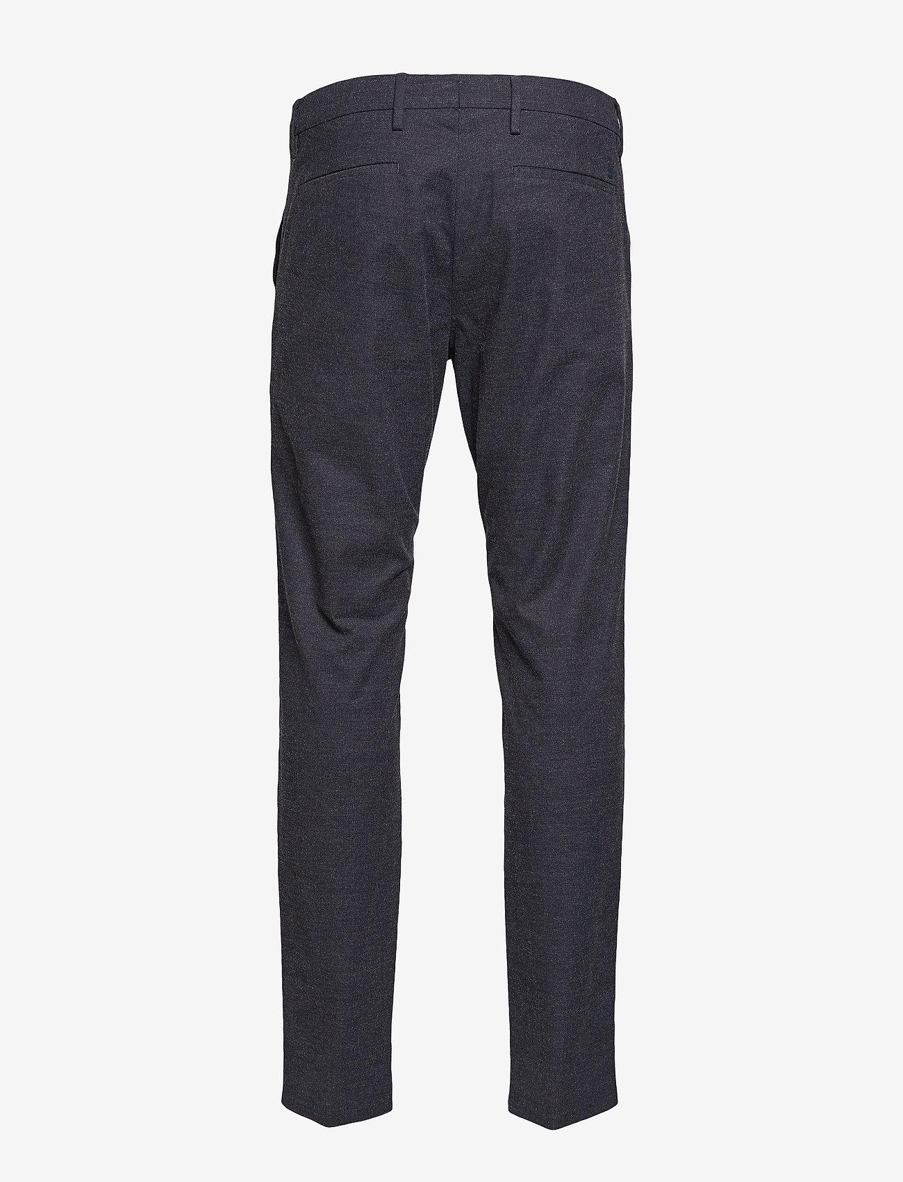 NN07 - Theo 1138 - pantalons habillés - navy blue