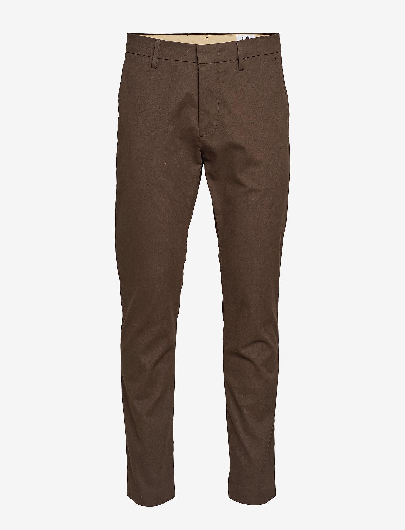 NN07 - Theo 1500 L30 - pantalons chino - brown